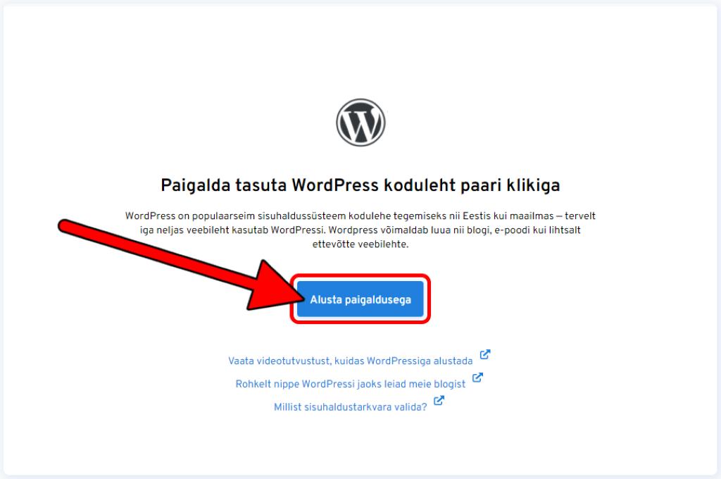 veebimajutus.ee-paigalda-tasuta-wordpress-koduleht-paari-klikiga